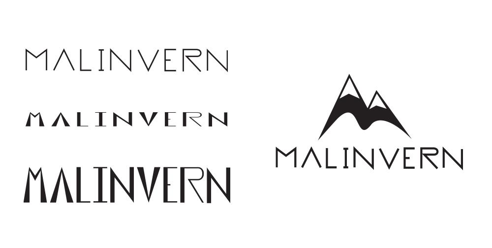 Malinvern_logo_development